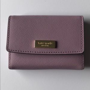 Kate Spade Lilac Card Holder